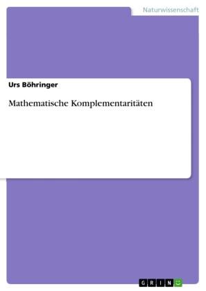 Mathematische Komplementaritäten