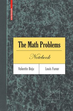 The Math Problems Notebook