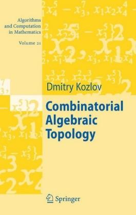 Combinatorial Algebraic Topology