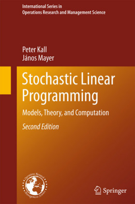 Stochastic Linear Programming
