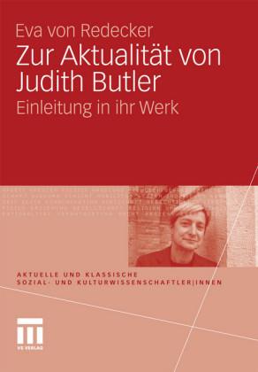 Zur Aktualität von Judith Butler