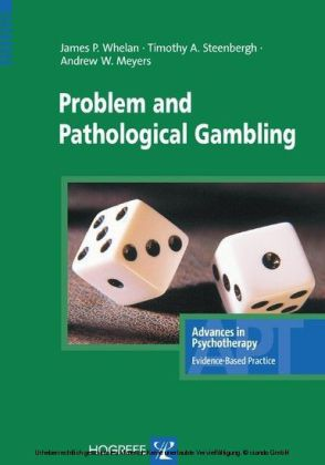 Problem and Pathological Gambling