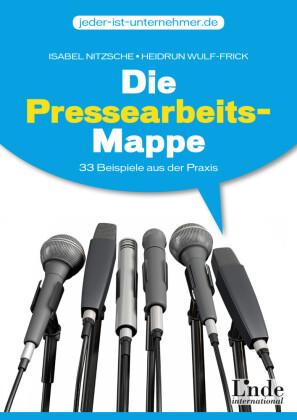 Die Pressearbeits-Mappe