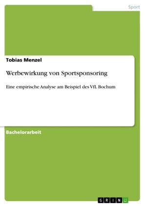 Werbewirkung von Sportsponsoring