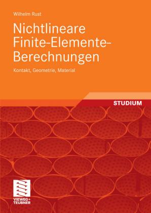 Nichtlineare Finite-Elemente-Berechnungen