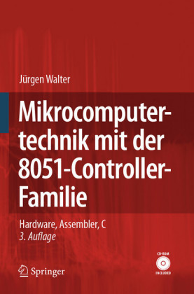 Mikrocomputertechnik mit der 8051-Controller-Familie