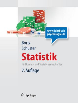 Statistik für Human- und Sozialwissenschaftler. Lehrbuch mit Online-Materialien