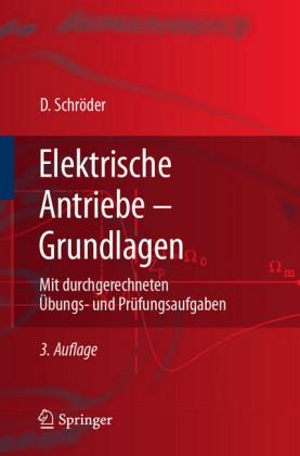 Elektrische Antriebe - Grundlagen