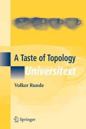 A Taste of Topology
