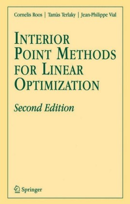 Interior Point Methods for Linear Optimization