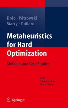 Metaheuristics for Hard Optimization
