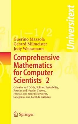 Comprehensive Mathematics for Computer Scientists 2
