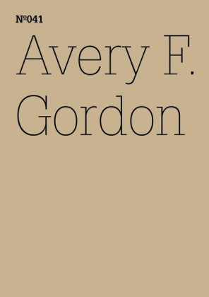 Avery F. Gordon