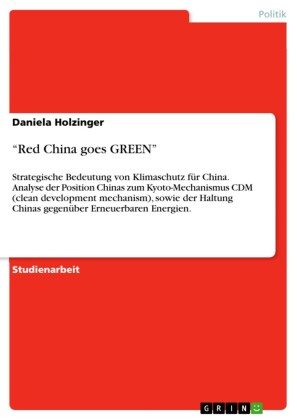 'Red China goes GREEN'