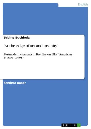 'At the edge of art and insanity'