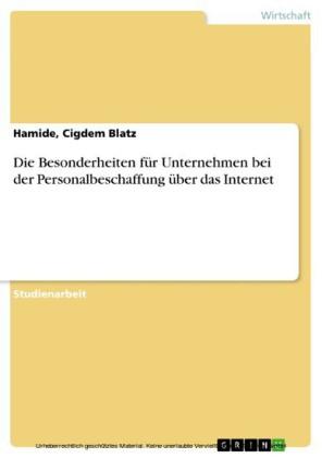 Die Besonderheiten für Unternehmen bei der Personalbeschaffung über das Internet