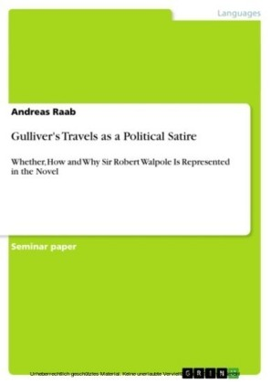 Gulliver's Travels as a Political Satire