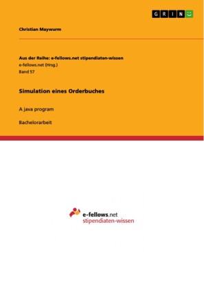 Simulation eines Orderbuches