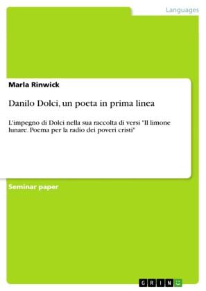 Danilo Dolci, un poeta in prima linea