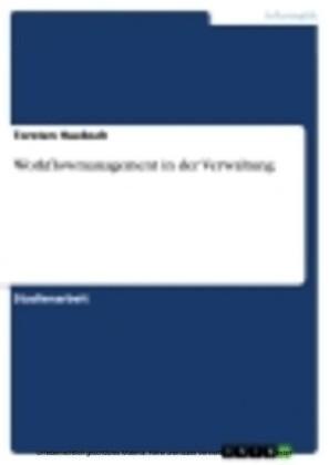 Workflowmanagement in der Verwaltung