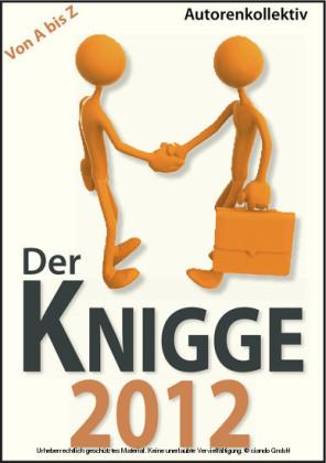Der Knigge 2012