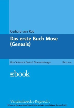 Das erste Buch Mose
