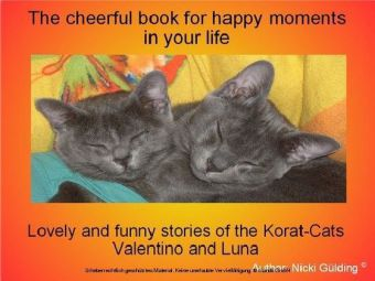 The cheerful book for happy moments in your life