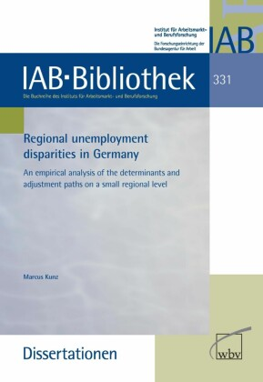 Regional unemployment disparities in Germany