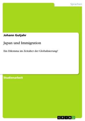 Japan und Immigration