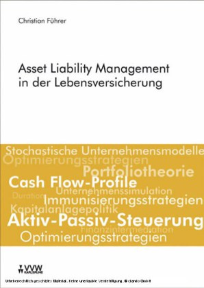 Asset Liability Management in der Lebensversicherung