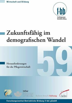 Zukunftsfähig im demografischen Wandel