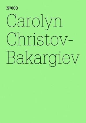 Carolyn Christov-Bakargiev