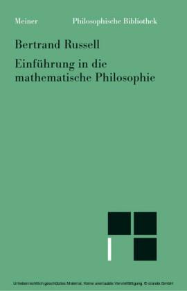 Einführung in die mathematische Philosophie