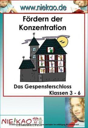 Fördern der Konzentration-Das Gespensterschloss
