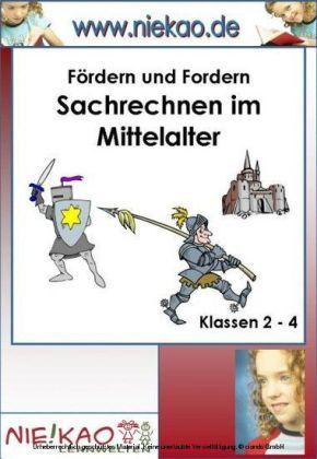 Fördern und Fordern - Kartei Sachrechnen im Mittelalter