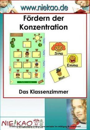 Fördern der Konzentration - Das Klassenzimmer