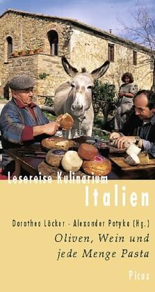 Lesereise Kulinarium Italien