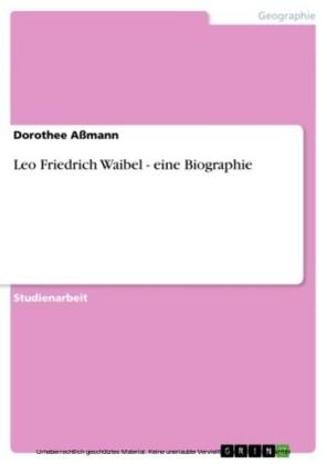 Leo Friedrich Waibel