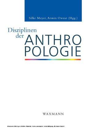Disziplinen der Anthropologie
