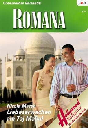 Liebeswachen am Taj Mahal