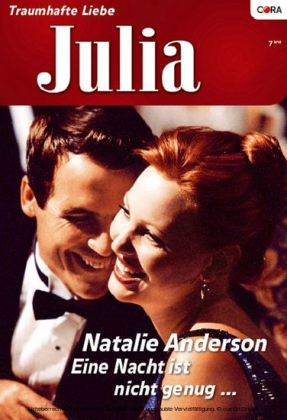 Julia - Eine Nacht ist nicht genug