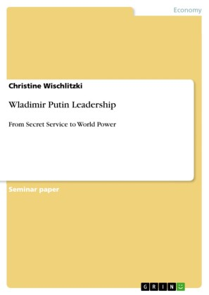 Wladimir Putin Leadership