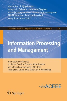 Information Processing and Management