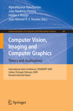 Computer Vision, Imaging and Computer Graphics.