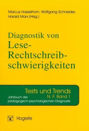 Diagnostik von Lese- Rechtschreibschwierigkeiten. Jahrbuch der pädagogisch-psychologischen Diagnostik
