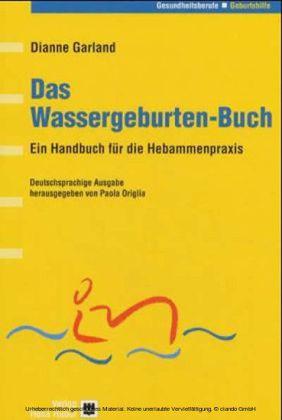 Das Wassergeburten-Buch