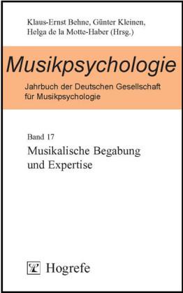 Jahrbuch Musikpsychologie Band 17