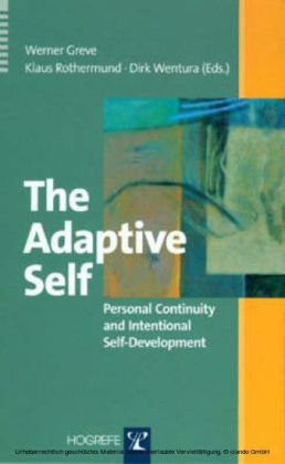 The Adaptive Self