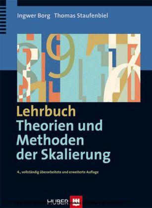 Lehrbuch Theorien und Methoden der Skalierung