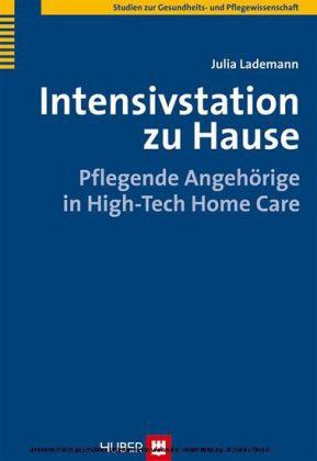 Intensivstation zu Hause
